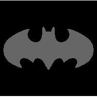 """1680. Наклейка на авто и не только """"Batman - Бэтмен"""""""