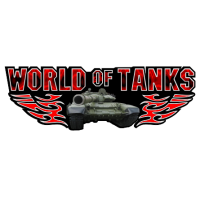 "1778. Наклейка на авто ""World of Tanks"""