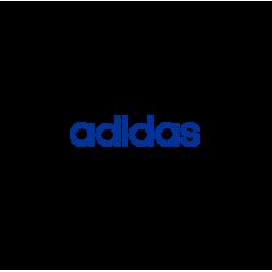 """1808. Наклейка на авто """"Adidas (Адидас) уголком"""""""