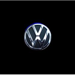 """1860. Наклейка """"Бетмен Volkswagen"""" 14х12см"""