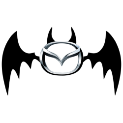 1862. Бетмен Mazda